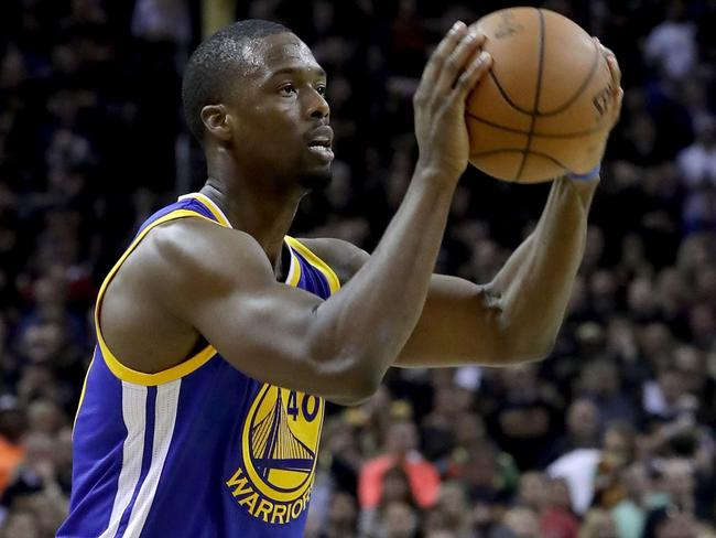 Harrison Barnes may be priced out of the Golden State Warriors' future plans.
