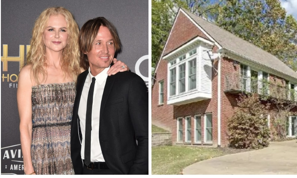 Inside the Tennessee mansion Nicole and Keith Urban have called home