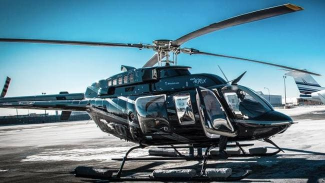 Uber For Helicopters Is Here And Promises A Quick Ride To The Airport