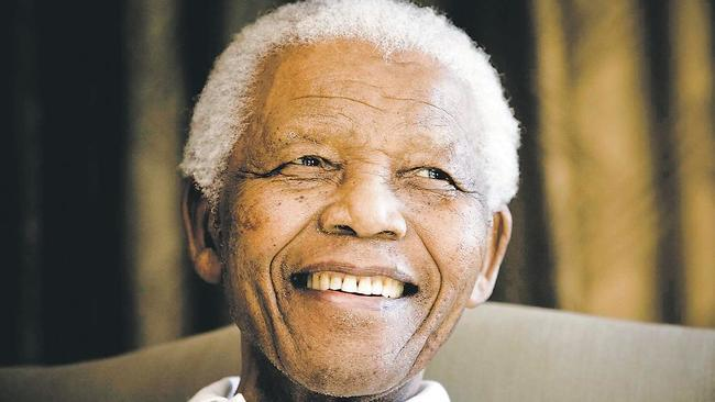 Former South African President Nelson Mandela was credited to bringing an end to apartheid. Picture: Theana Calitz-Bilt / AP