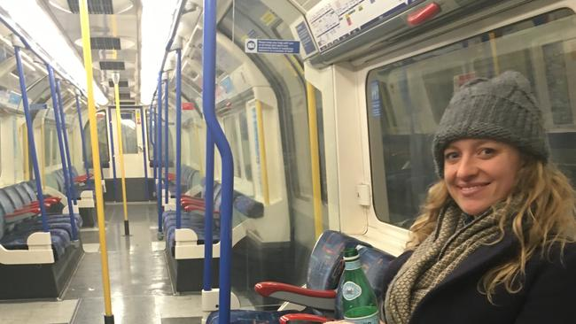 Living in London is a tough gig