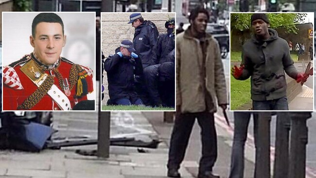 Woolwich machete hacking attack against soldier Lee Rigby. Both attack suspects were known to MI5 security forces from previous security services investigations.