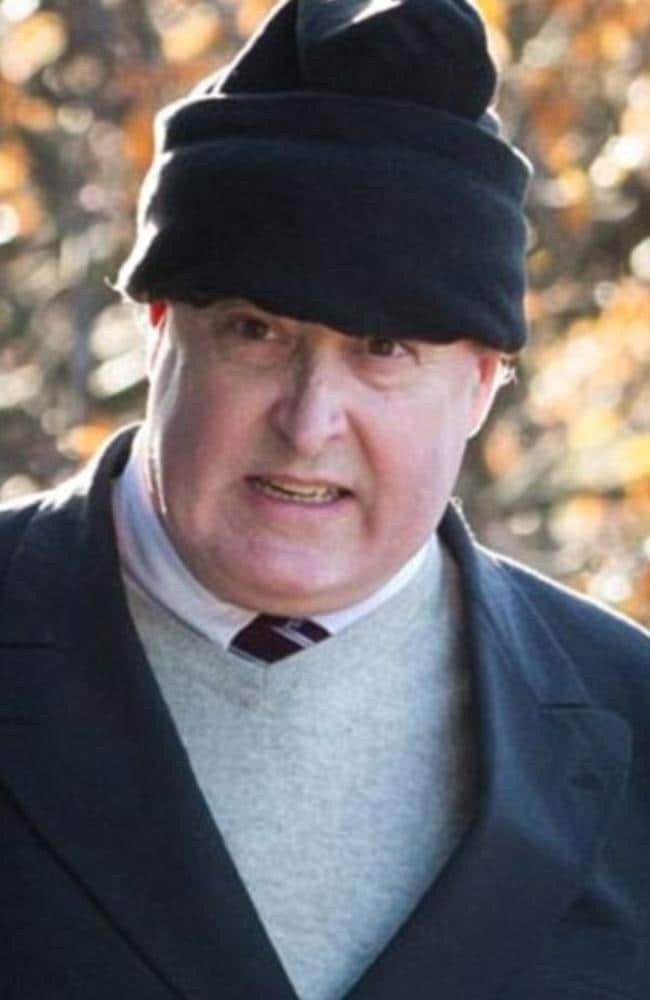Dale Bolinger was nicknamed the 'Canterbury Cannibal' for plotting to rape, behead and eat a 14-year-old girl while working as a nurse in Britain. Picture: Supplied
