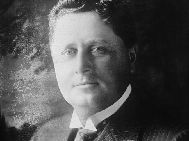 William Wrigley Jr is the father of the modern-day company. Pic: Supplied.