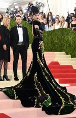 """Katy Perry attends the """"Manus x Machina: Fashion In An Age Of Technology"""" Costume Institute Gala at Metropolitan Museum of Art on May 2, 2016 in New York City. Picture: Larry Busacca/Getty Images"""