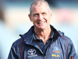 Adelaide Crows training _ Phil Walsh