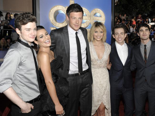 glee castmates dating The 50 most memorable lgbt reality tv stars had a story arc on glee, and freaked out the parents television ever out trans woman to helm a reality dating.