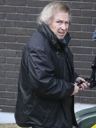 TV appearance ... singer Don McLean arrives at the ITV studios for a guest appearance on Loose Women last year. Picture: Splash News