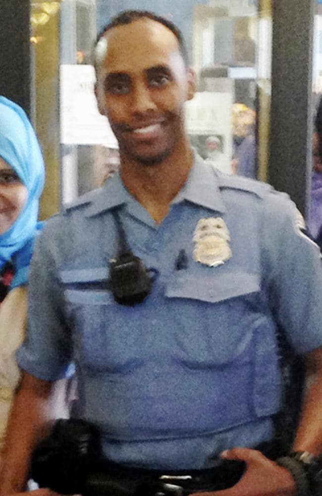 Mohamed Noor, who fatally shot Justine Damond. Picture: City of Minneapolis via AP