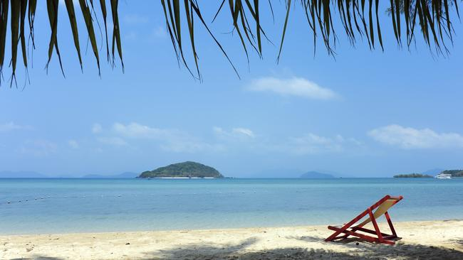 The Thailand resort destination of Pattaya offered the best value for money, with an average hotel price of $70 a night. Picture: Thinkstock