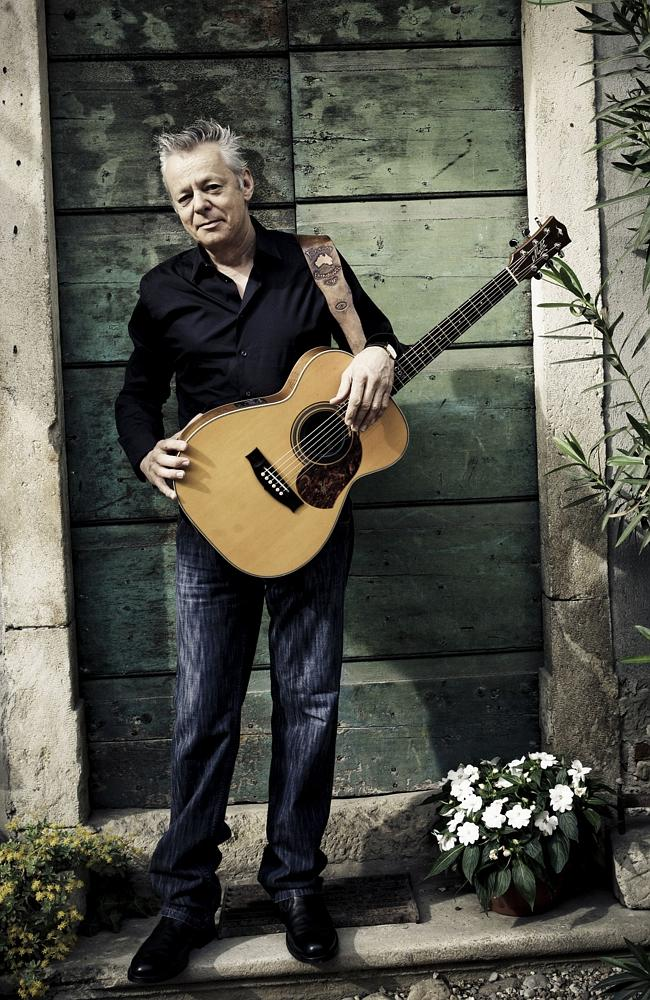 "4. Tommy Emmanuel - ""Tommy is the quintessential acoustic player with speed and soul in bucket loads and has inspired guitar players all over the world,"" Troy Cassar-Daley. Picture: Supplied"