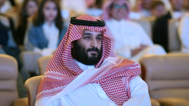 Saudi Crown Prince Mohammed bin Salman has launched a major corruption crackdown.