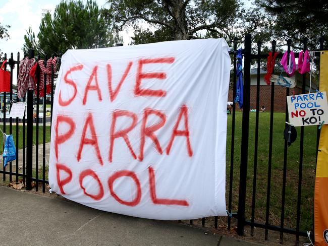 Parramatta Park Sites Shortlisted For New Pool News Local