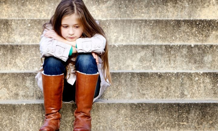 """Do you still love me, Mummy?"" What to do if your child is anxious"