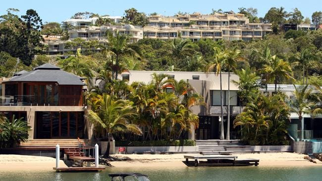 Noosa's median house price grew 9.6 per cent in the year to September 2017, according to the REIQ.