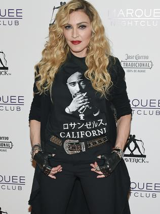 Madge is coming down under ... finally. Picture: Ethan Miller/Getty Images for ABA.