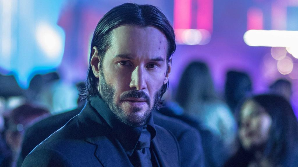 Keanu Reeves reprises his role as super-assassin John Wicks in Chapter 2.