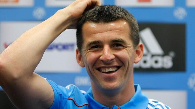 "Joey Barton received a suspended ban for labelling an opposition player a ""ladyboy""."