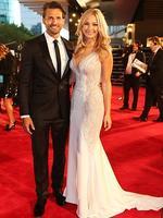 Logies 2014. The Bachelor'sAnna Heinrich and Tim Robards. Picture: Julie Kiriacoudis