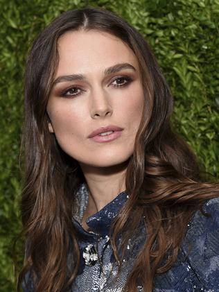 This is what Kiera Knightly looks like now. Picture: Evan Agostini/Invision/AP