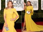 Jennifer Lopez attends the 73rd Annual Golden Globe Awards held at the Beverly Hilton Hotel on January 10, 2016 in Beverly Hills, California. Picture: Jason Merritt/Getty Images