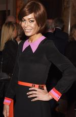 """Pictured in October last year - Tara Palmer-Tomkinson was seen at the Supporting Wounded Veterans and Skiing With Heroes hosting a private view of """"You Say You Want A Revolution: Records And Rebels 1966-70"""". Picture: Dave Benett/Getty Images"""