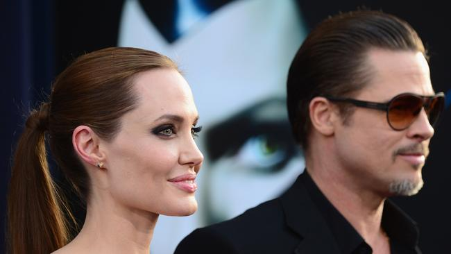 Angelina Jolie and Brad Pitt are rumoured to have been in an open relationship. Photo: Frazer Harrison.