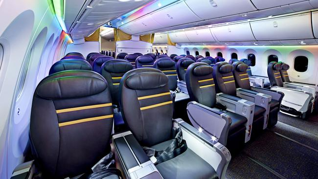 How To Fly Business Class At Economy Prices Daily Telegraph