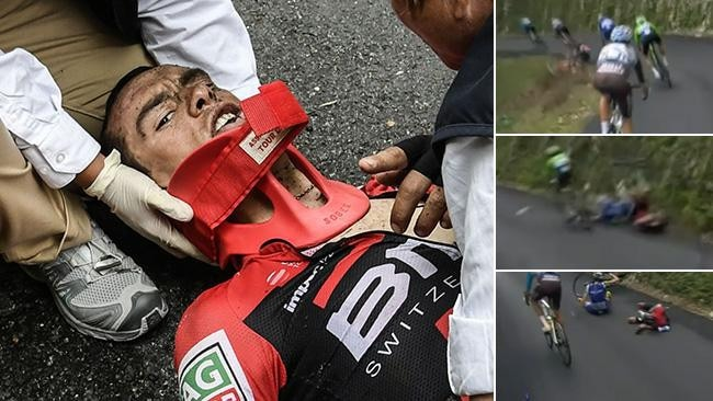 Richie porte s sweet road to recovery for Richie porte crash