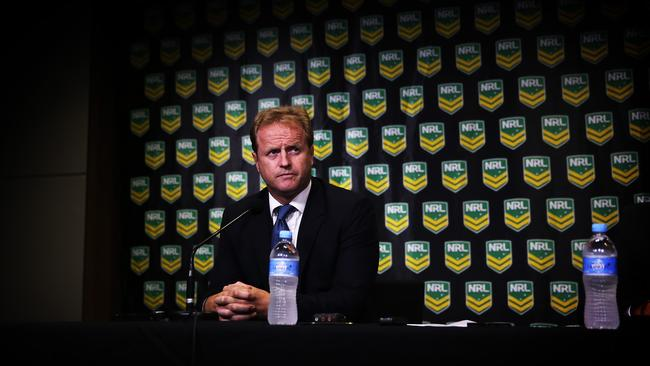 NRL CEO Dave Smith has left many in the game confused about the current rules.