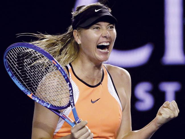 A therapeutic use exemption could save Sharapova.
