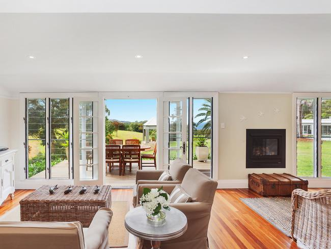 The separate self-contained cottage is a fabulous feature. Picture: McGrath Terrigal