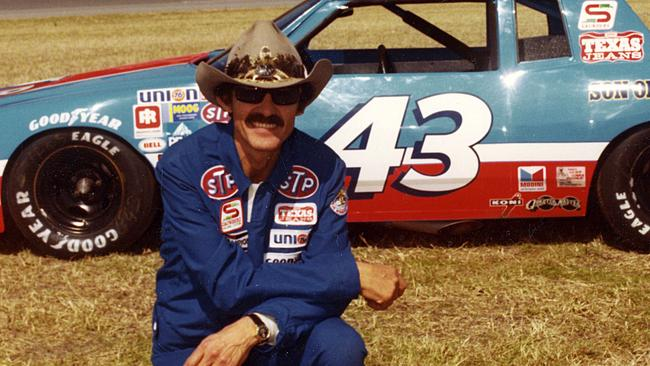 Richard Petty explains how he came to use the No.43 in NASCAR.