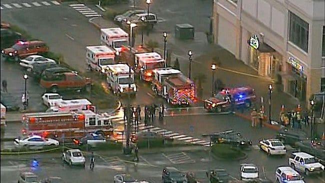 Oregon mall shooting