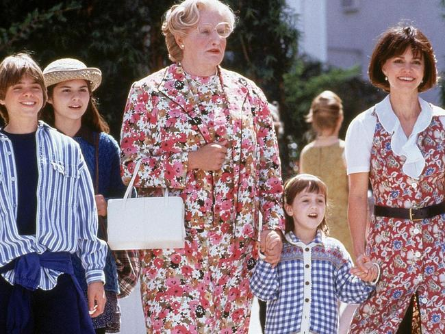 Mara Wilson played Natalie Hillard in Mrs Doubtfire.