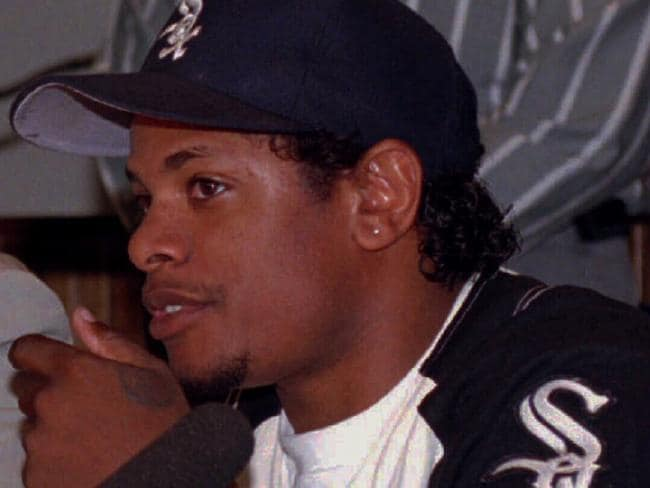 Eazy E: Celebrities Who Tested Positive For HIV