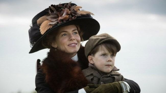 Sienna Miller in 'The Lost City Of Z' Photo: StudioCanal