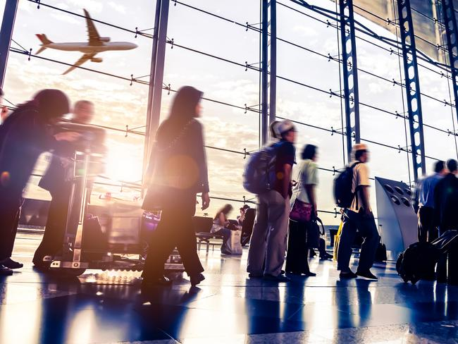 Anything that could make air travel more bearable is worth trying. Picture: iStock