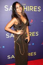 The Sapphires Red Carpet Premiere at the State Theatre. Jessica Mauboy. Picture: Adam Ward