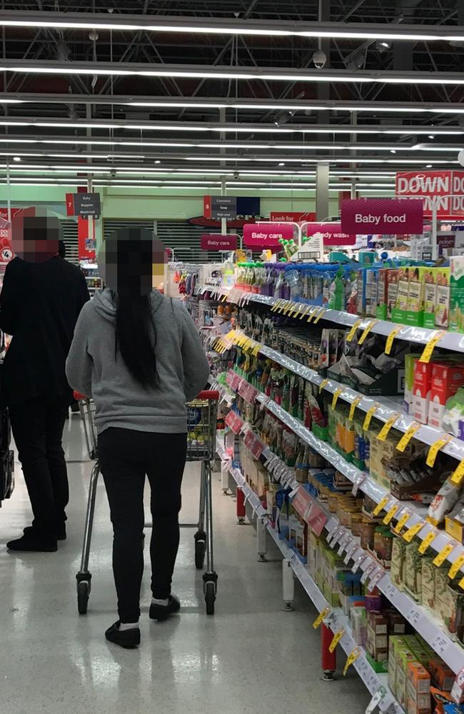 Aussie products are sold into China at inflated prices.