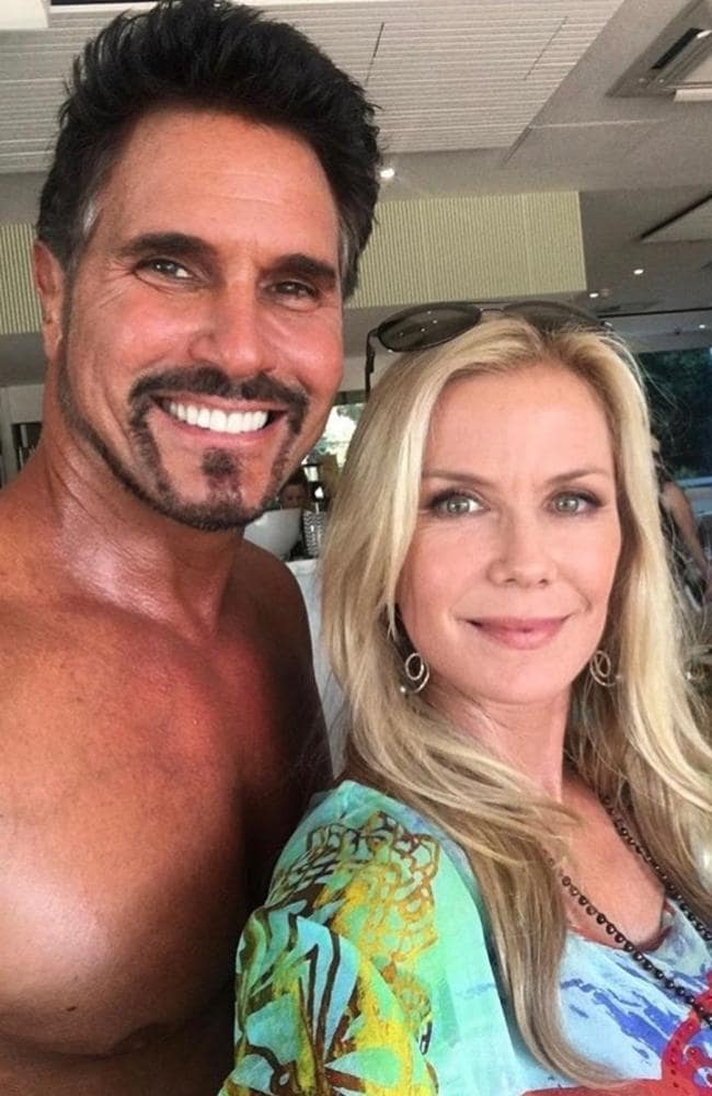 Who is brooke dating on bold and the beautiful