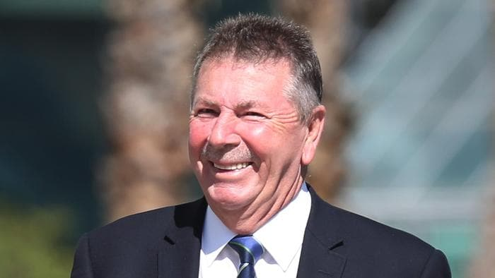 Rod Marsh is standing down as chairman of selectors.