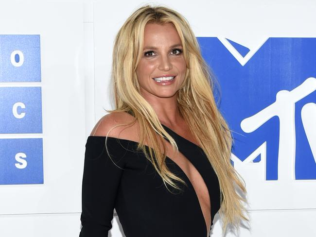 Britney now: she's come a long way.