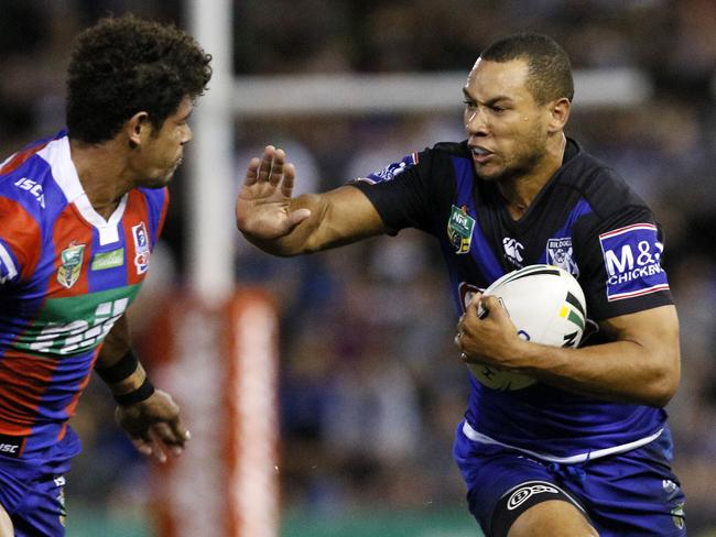 Moses Mbye is still searching for his best position. Picture: AAP