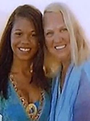 Sheila von Wiese Mack objected to her daughter's relationship. Picture: NBC