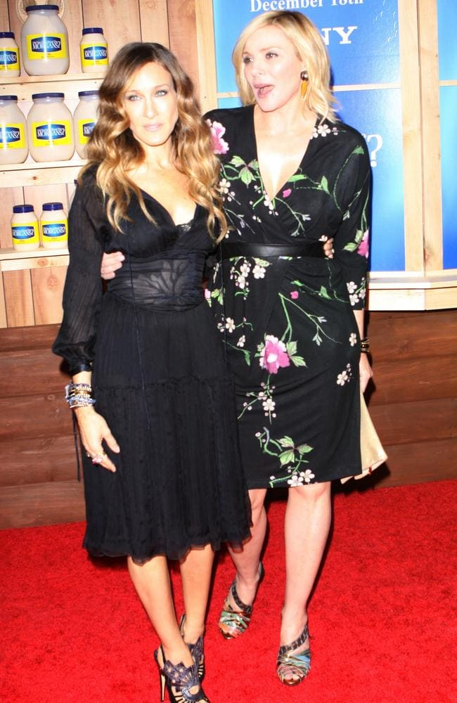 Kim Cattrall describes Sex and the City co-star Sarah ...