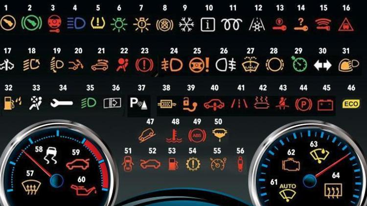 ford focus dashboard warning lights and symbols driving. Black Bedroom Furniture Sets. Home Design Ideas
