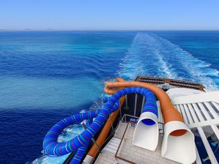 Supplied Editorial Fwd: P&O Takes Guests to a Whole New World in Latest Program