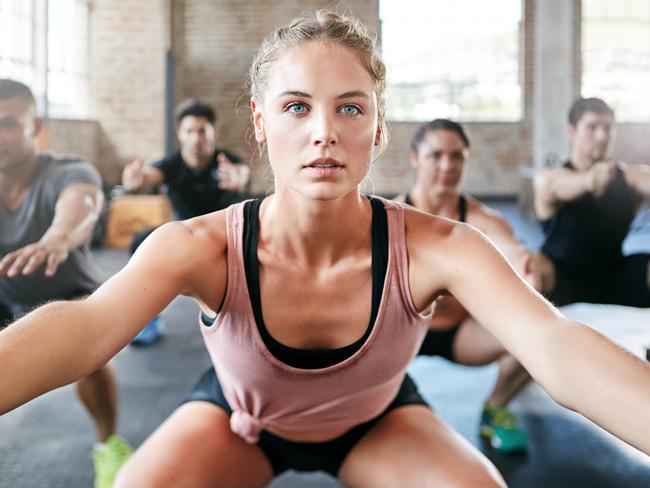 Head to the gym if you want to increase your metabolism.