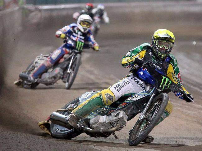 Darcy Ward led Australia in Holder's absence last year.